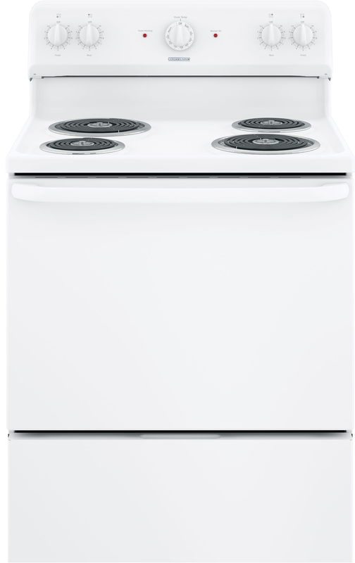 "30"" Electric Range by Conservator VBS160DM WW"