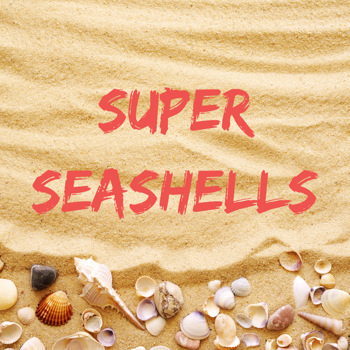 SUPER SEASHELLS