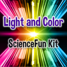 Load image into Gallery viewer, Light and Color - Science Fun Kit, #kit209