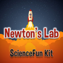 Load image into Gallery viewer, #kit127- Newton's Lab - Science Fun Kit