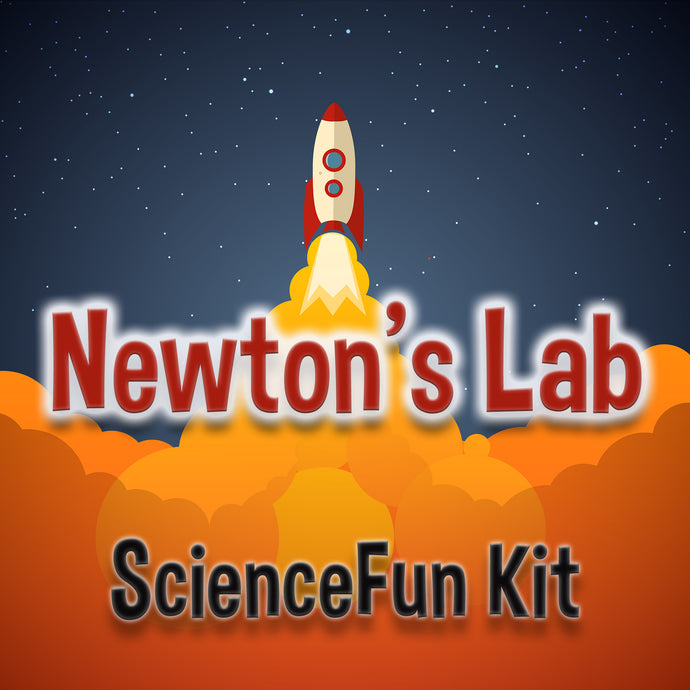 Newton's Lab - Science Fun Kit, #kit127