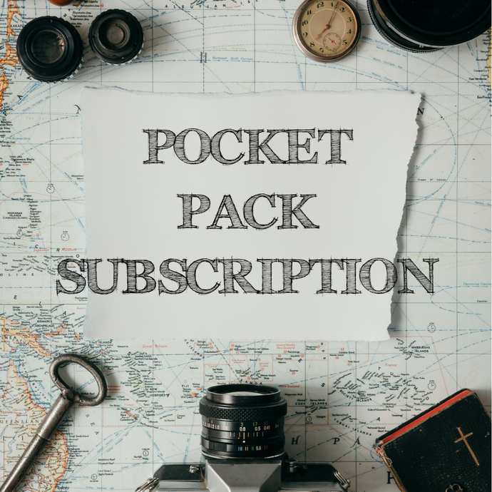 POCKET PACK SUBSCRIPTION