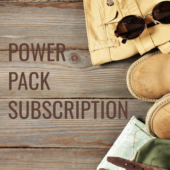 POWER PACK SUBSCRIPTION