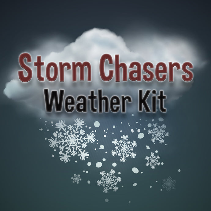 Storm Chasers-Weather Wise, Science Fun Kit, #kit102