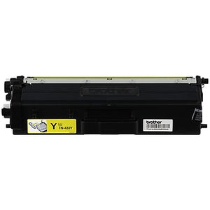 Compatible for Brother TN433y Toner Cartridge