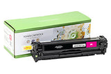 HP CB543A Premium Toner Cartridge 125A