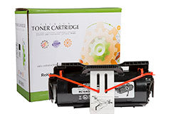 Lexmark T644 Toner Cartridge 64035HA remanufactured