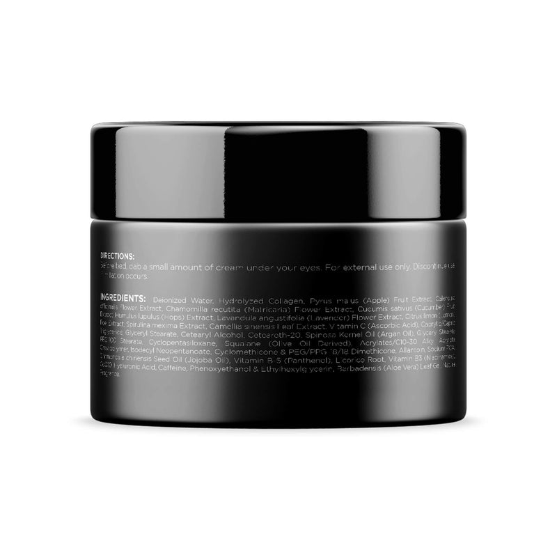 Gentlehomme - Eye Cream Back