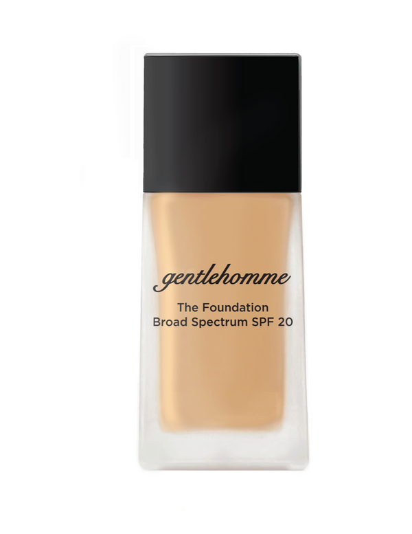 The Foundation Broad Spectrum SPF 20