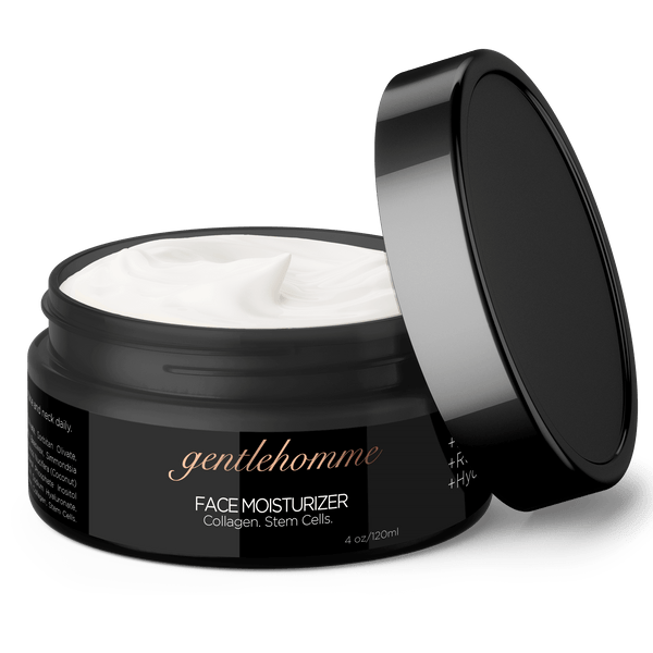 Face Moisturizer for Men - Open