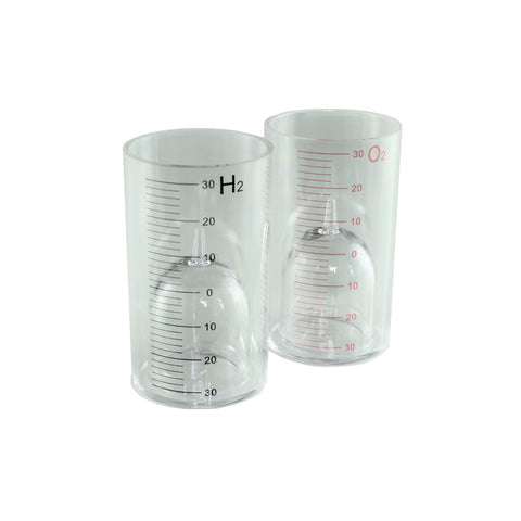 30 ml Storage Cylinders with flat bottom (FCEA-011FB)