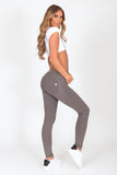 Olive Low Waist Jegging