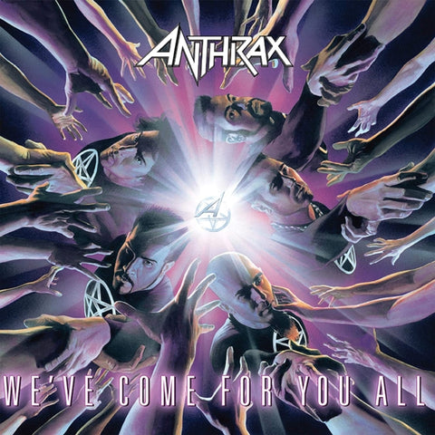 Anthrax-We've Come For You All (LP)