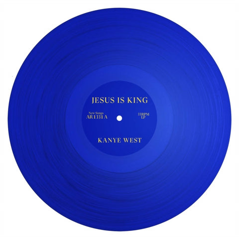 Kanye West-Jesus Is King (LP)