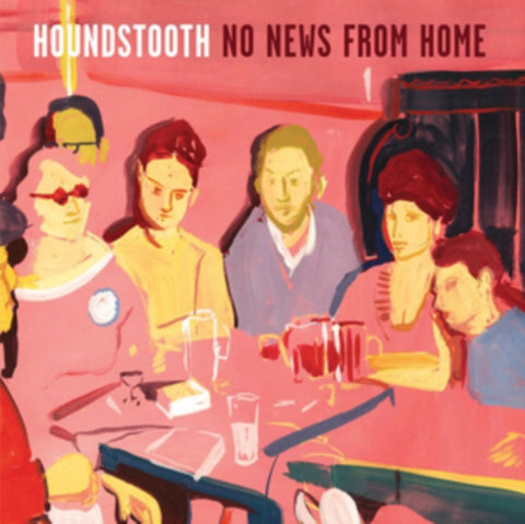 Houndstooth-No News from Home (LP)