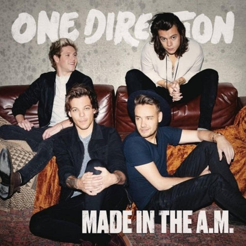 One Direction-Made In The A.M. (2XLP)