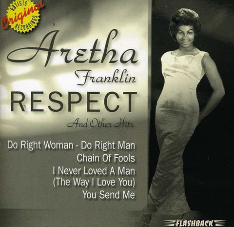 Aretha Fraklin-Respect & Other Hits (CD) - Cameron Records
