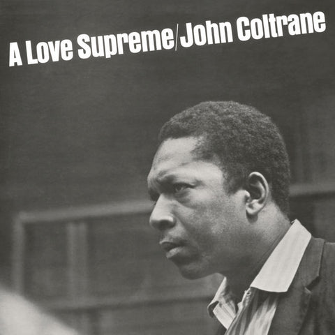 John Coltrane-A Love Supreme (LP)