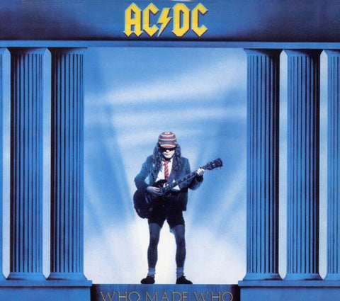 AC/DC-Who Made Who (CD)
