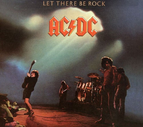 AC/DC-Let There Be Rock (CD)