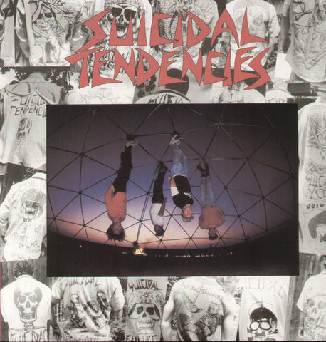 Suicidal Tendencies-Suicidal Tendencies (LP)