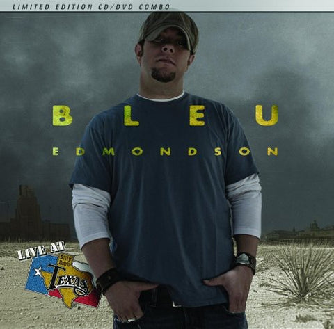 Blueu Edmondson-Live At Billy Bob's Texas (CD)