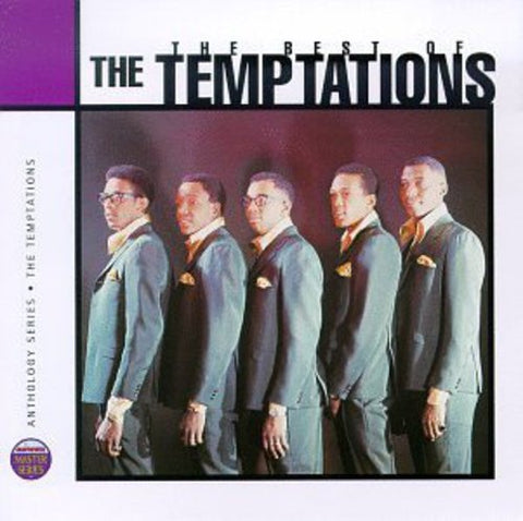 The Temptations-Anthology: Best Of (CD)