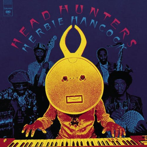 Herbie Hancock- Head Hunters (LP)