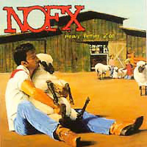 NOFX-Heavy Petting Zoo (LP)