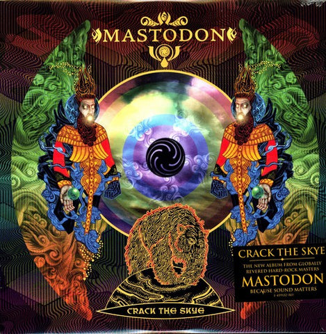 Mastodon‎–Crack The Skye (LP)