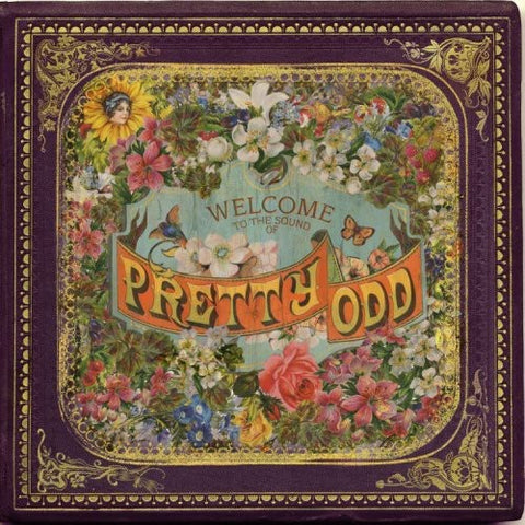 Panic! At the Disco-Pretty Odd (LP)