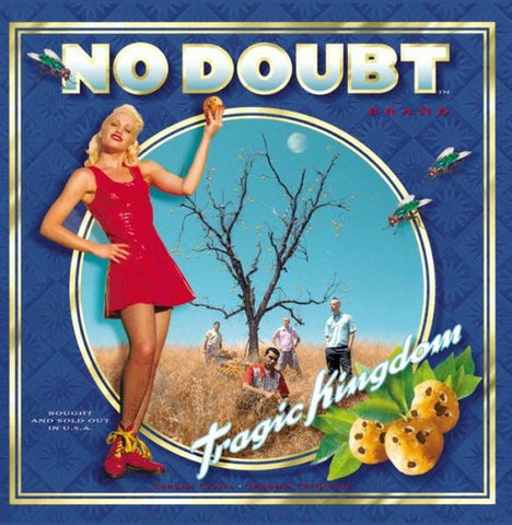 No Doubt-Tragic Kingdom (LP)