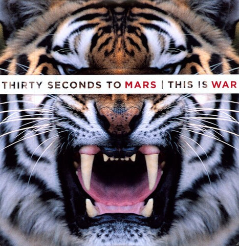 30 Seconds to Mars-This is War (LP + CD)
