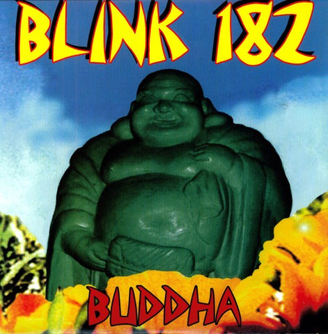 Blink-182-Buddha (LP) - Cameron Records