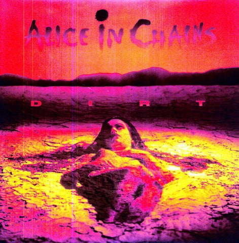 Alice In Chains-Dirt (LP) - Cameron Records