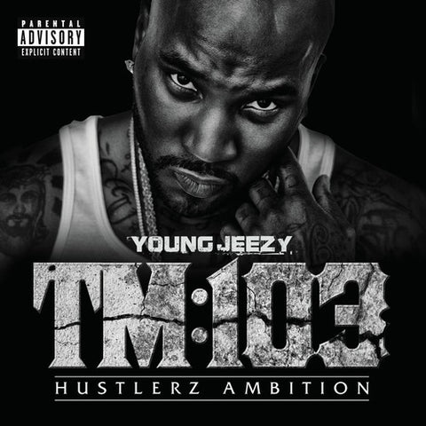 Young Jeezy-TM:103 Hustlerz Ambition (2XLP)