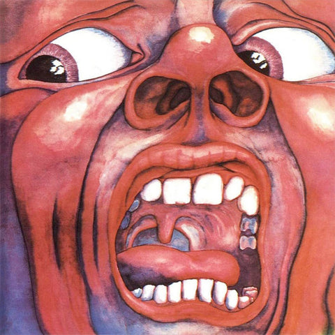 King Crimson-In the Court of the Crimson King (LP)