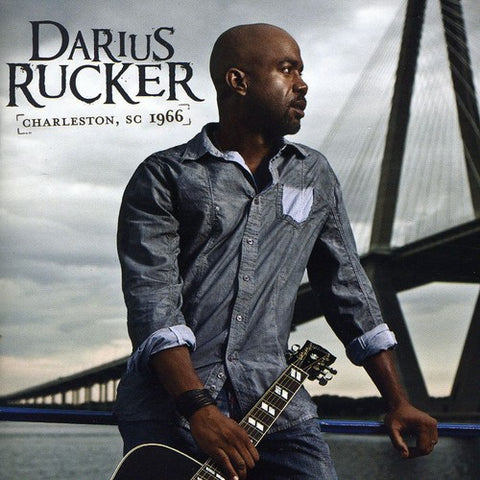 Darius Rucker-Charleston, SC 1966 (CD) - Cameron Records