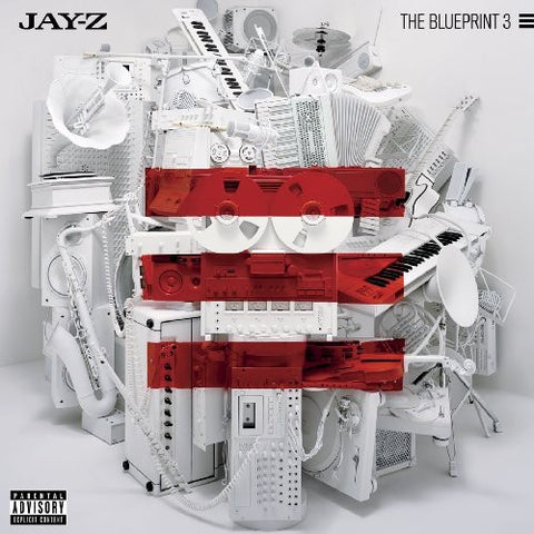 Jay Z-The Blueprint, Vol.3 (2XLP)