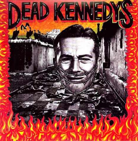 Dead Kennedys-Give Me Convenience or Give Me Death (LP) - Cameron Records