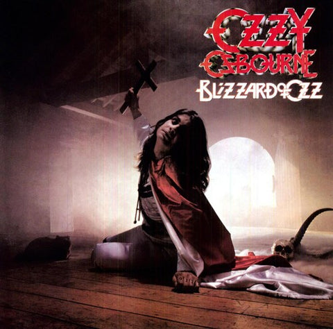 Ozzy Osbourne-Blizzard of Oz (LP)