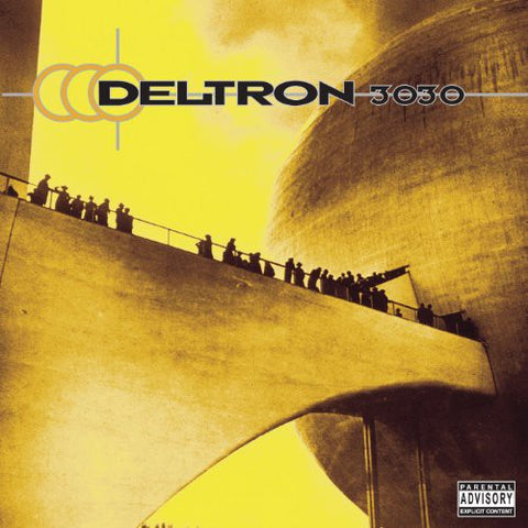Deltron 3030-Self Titled (2xLP) - Cameron Records
