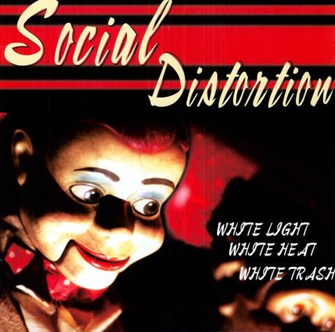 Social Distortion- White Light White Heat White Trash (LP)