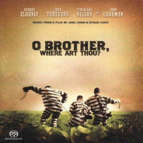 O Brother, Where art Thou? Soundtrack-Various Artists