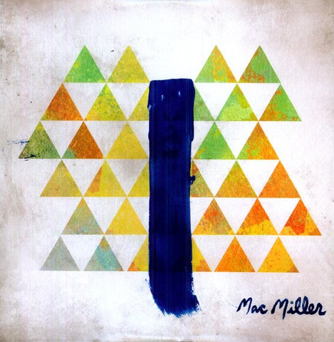 Mac Miller-Blue Slide Park (2XLP)