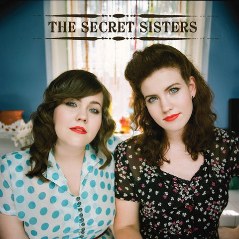 The Secret Sisters-The Secret Sisters (LP)