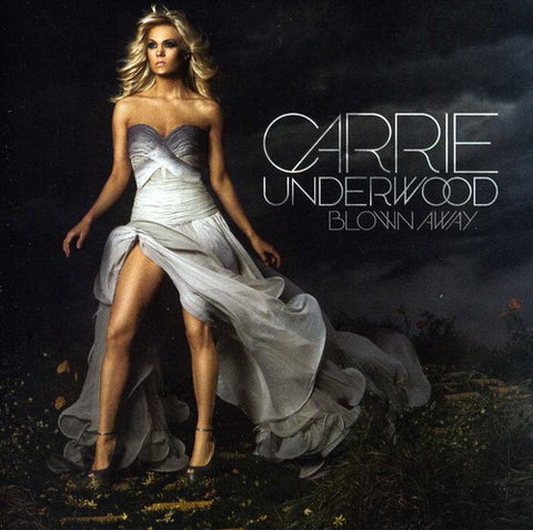 Carrie Underwood-Blown Away (CD) - Cameron Records