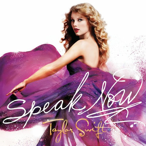 Taylor Swift-Speak Now (2XLP)