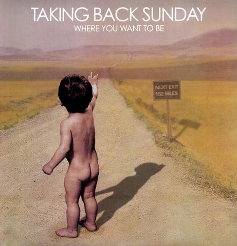 Taking Back Sunday-Where You Want To Be (LP)