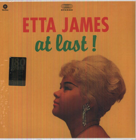 Etta James-At Last (LP)
